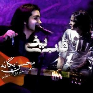 دانلود آهنگ قلب یخی از محسن یگانه